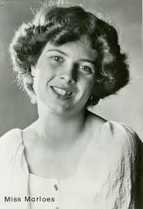 1977 Miss Marloes Vos