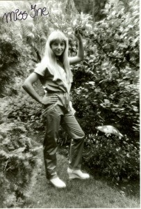 1980 Miss Ine van Kaam