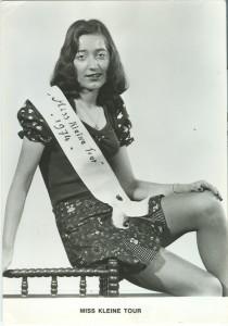 1974 Miss Joke Buuron