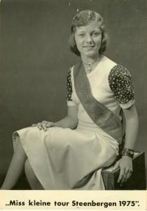 1975 Miss Jenny Hagens
