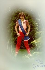 1981 Miss Jolanda Ligtenberg