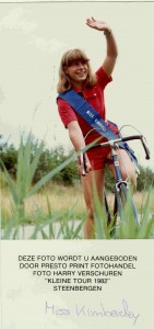 1982 Miss Kimberley Vedder 1