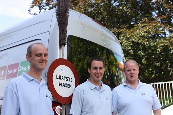 Pier Kees, Marcel en Corn
